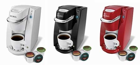Different colors for Keurig coffee machines
